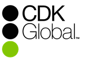Conference sponsor CDK Global logo